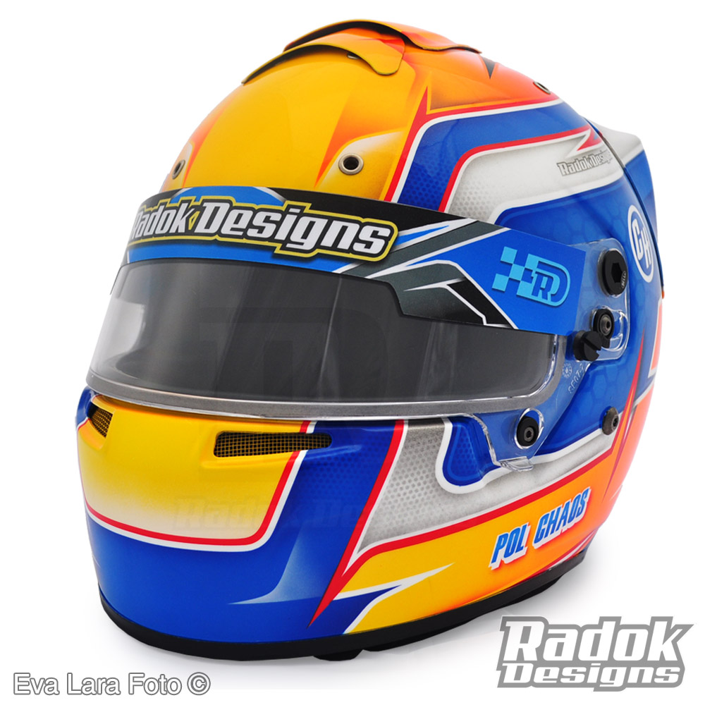 Casco Karting Bell kc7 cmr