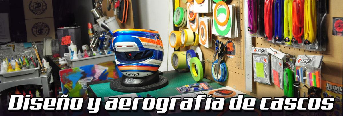 cascos de competición